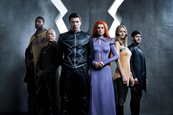 Inhumans, Marvel Comics, 2017, HD, 2K, 4K
