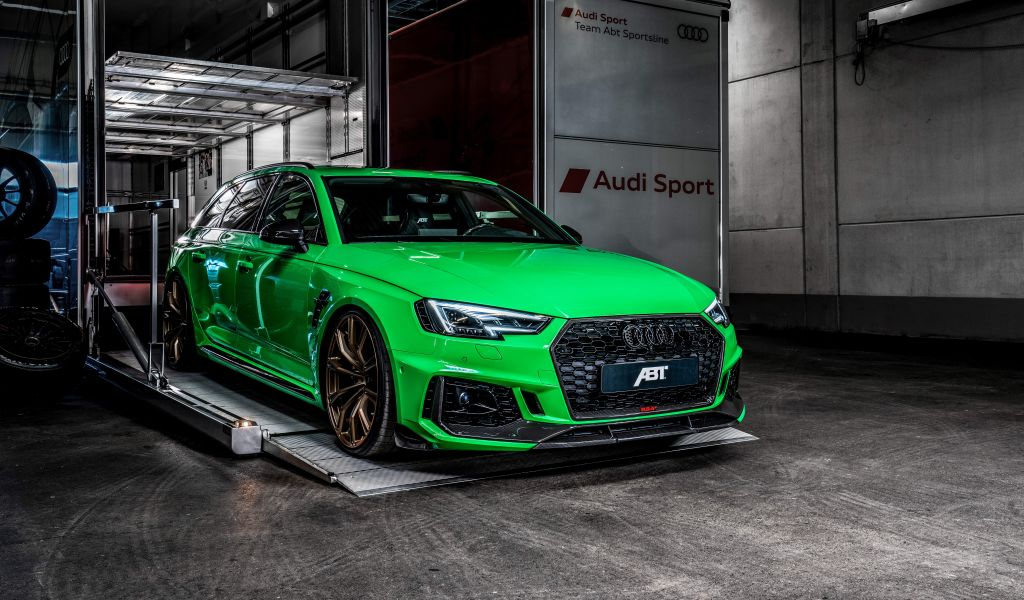 Abt Audi Rs4, 2019, HD, 2K, 4K, 5K