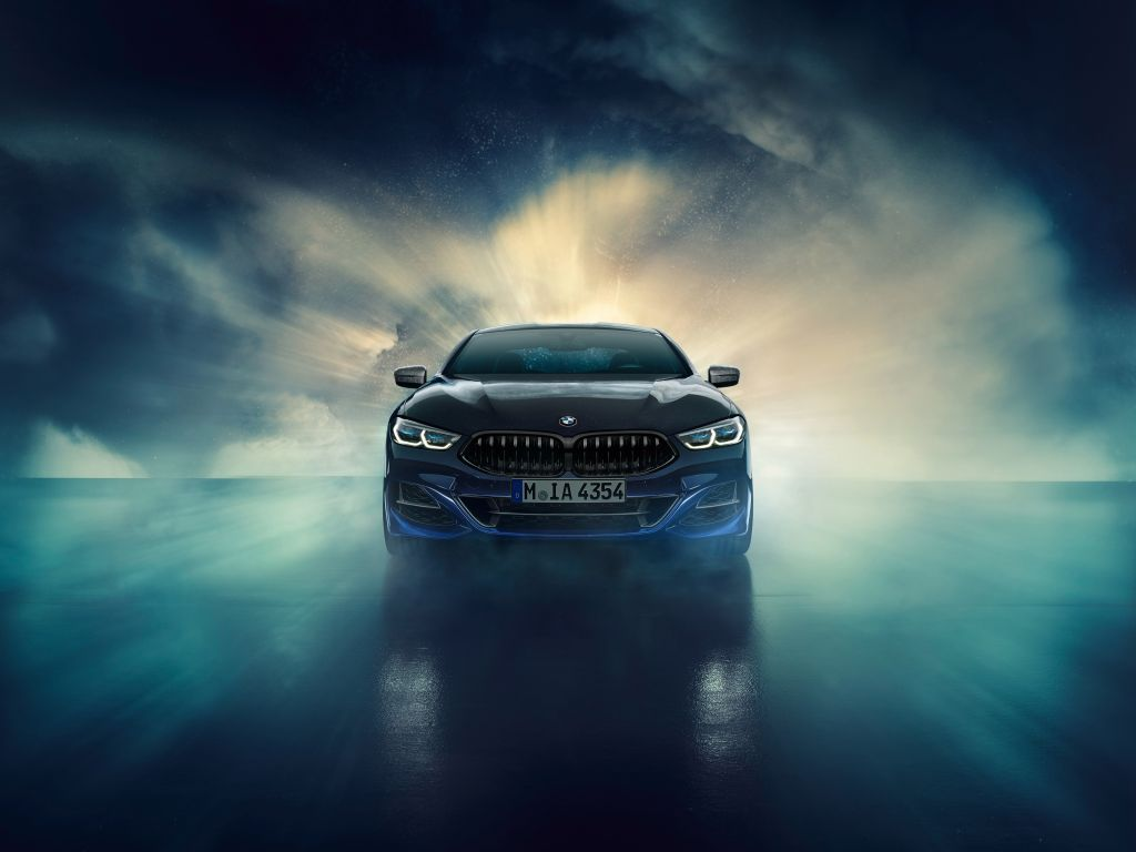 Bmw Individual M850I ​​xdrive Night Sky, 2019, HD, 2K, 4K