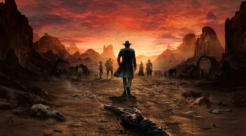 Desperados Iii, Playstation 4, Xbox One, Microsoft Windows, 2019, HD, 2K