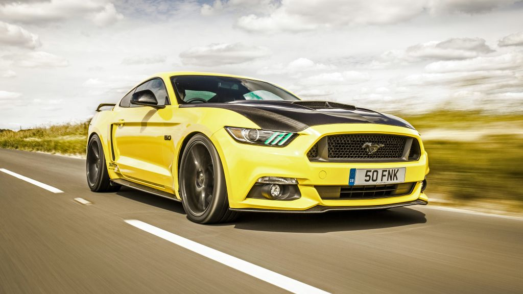 Ford, Mustang Cs700, 700 Л.с., Ford Mustang, HD, 2K, 4K