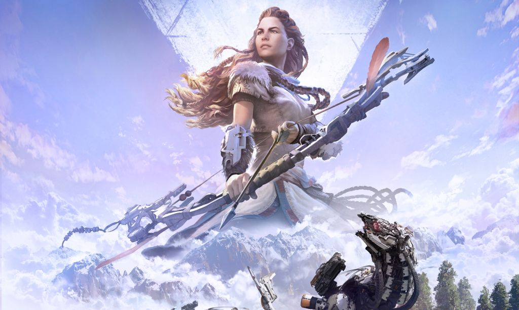Horizon Zero Dawn, Полное Издание, Aloy, HD, 2K, 4K, 5K