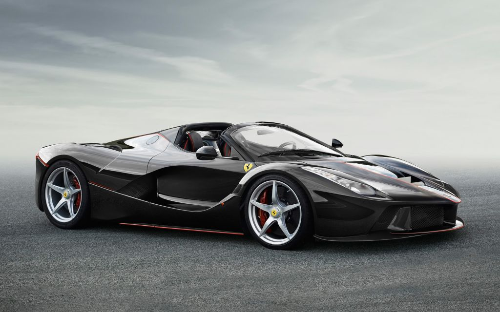 Laferrari Spider, 2017 Автомобили, Ferrari, HD, 2K