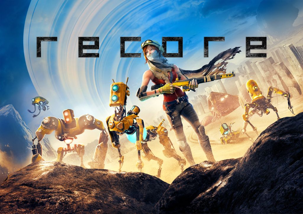 Recore, Xbox One, HD, 2K, 4K, 5K, 8K
